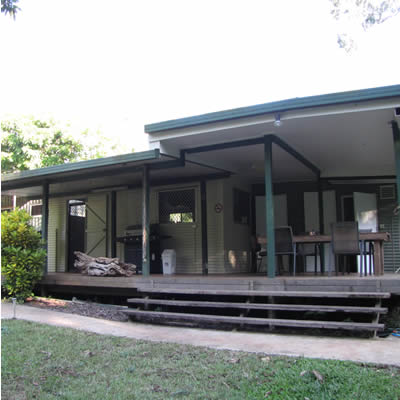 Greenhoose - Lockhart River Bush Accomodation