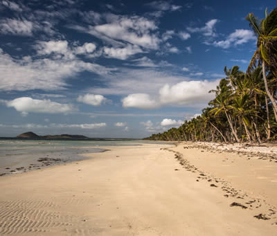 Chilli Beach Far North Queensland - photo Oliver Holmgren