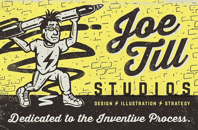 Dedicated to the inventive process. . . #joetillstudios #mascot #retroad #design #illustration #strategy  #invention #brainstorming #dedicated #designagency #mascotdesign #sportsart #illustrations #buildyourbrand #localbusiness #strategize #sportscreatives #ontherise #startup #freelance #youngtalent #art #inking #linework #designfirm #freelance #illustrator #retro #vintage #texture