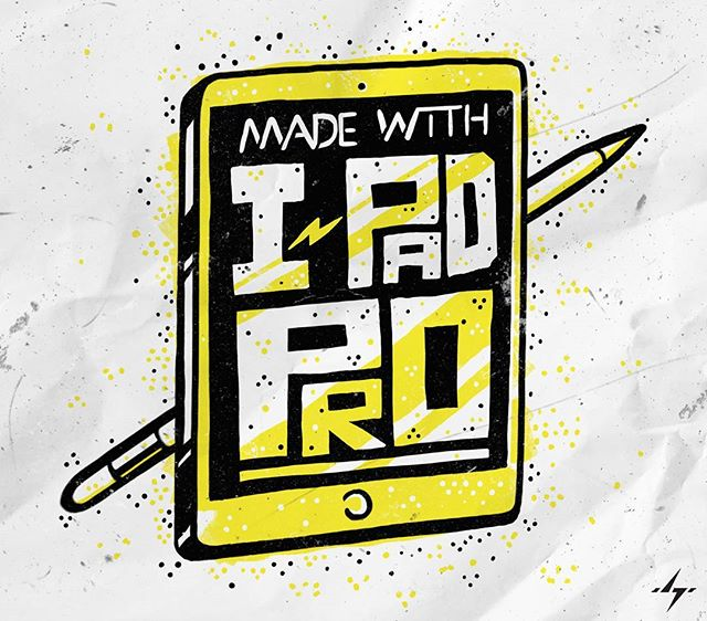 Happy to say I have joined the #ipadpro bandwagon! Excited to design more efficently for my clients. . . #ipadprodrawing #ipadproart #ipadprodesign #ipad #procreate #procreateart #procreator #joetillstudios #creativethinking #creator #creators #brainstorming #efficency #creativeteam #creativeprocess #sketch #illustration #design #marketing #strategy #thinkbig #ontherise #freelance #youngtalent #art #inking #linework #businessplan #milwaukee