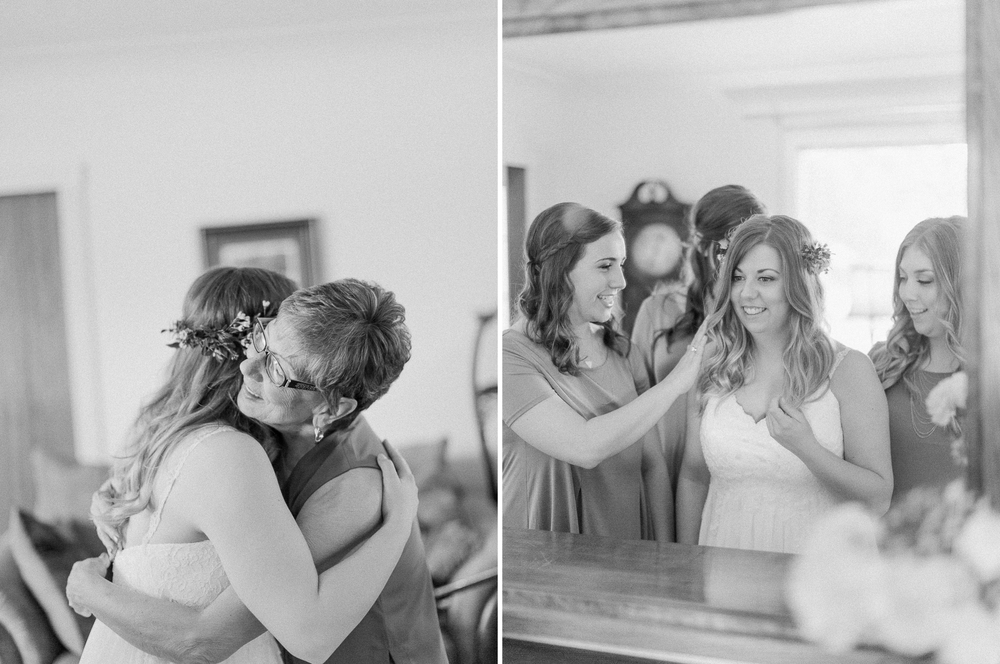 Alberta Acreage Ranch Wedding Photographer Calgary AB