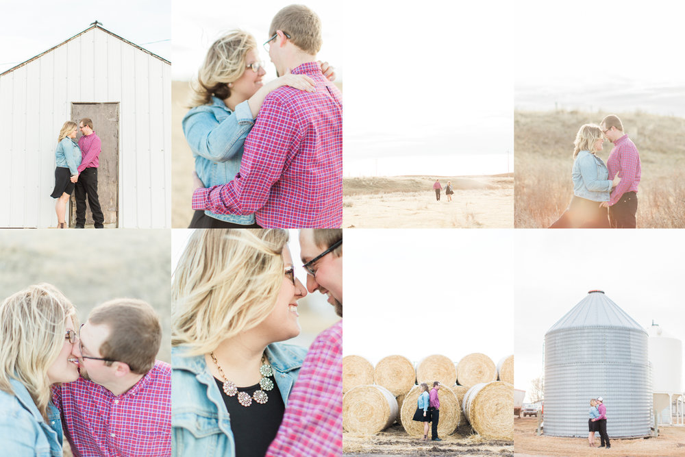 Southern Alberta Fine Art Wedding Engagement Photography Calgary Acreage Photographer