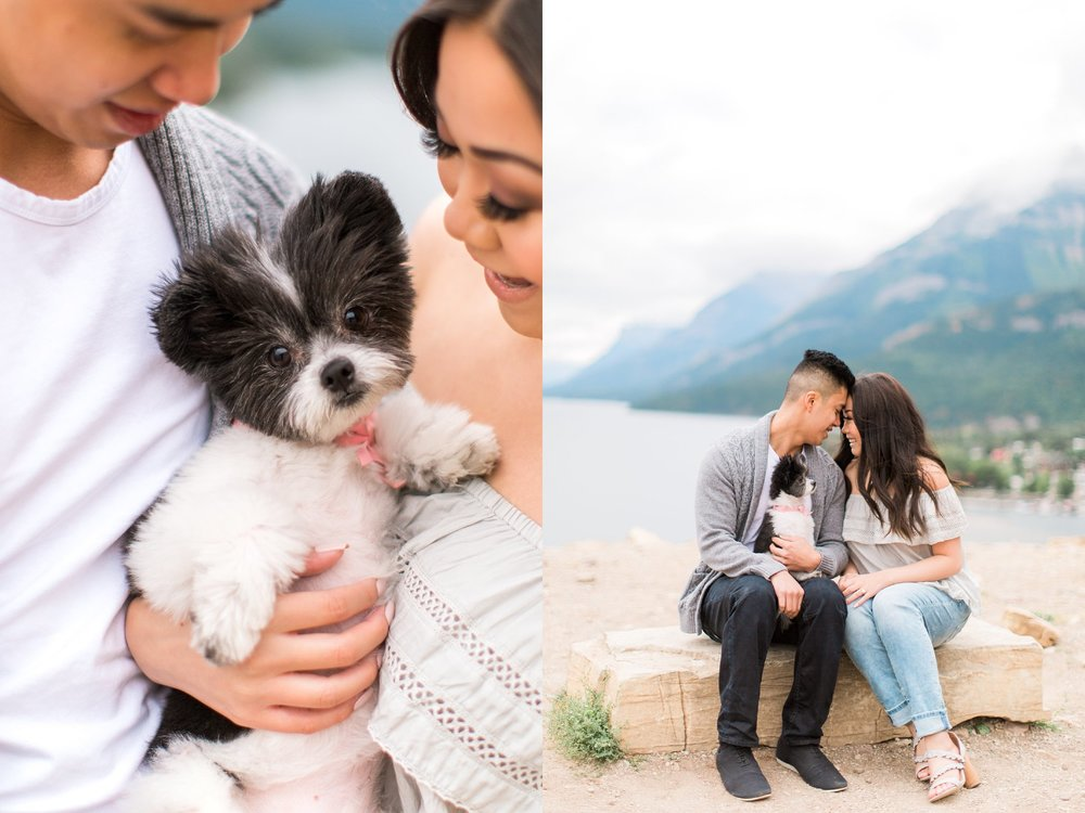 Waterton Alberta Engagement Calgary Wedding Photographer_0032.jpg