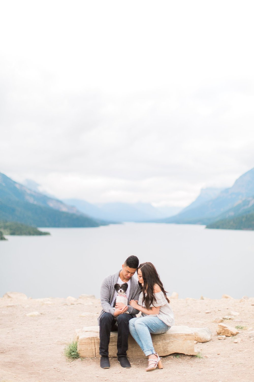 Waterton Alberta Engagement Calgary Wedding Photographer_0034.jpg