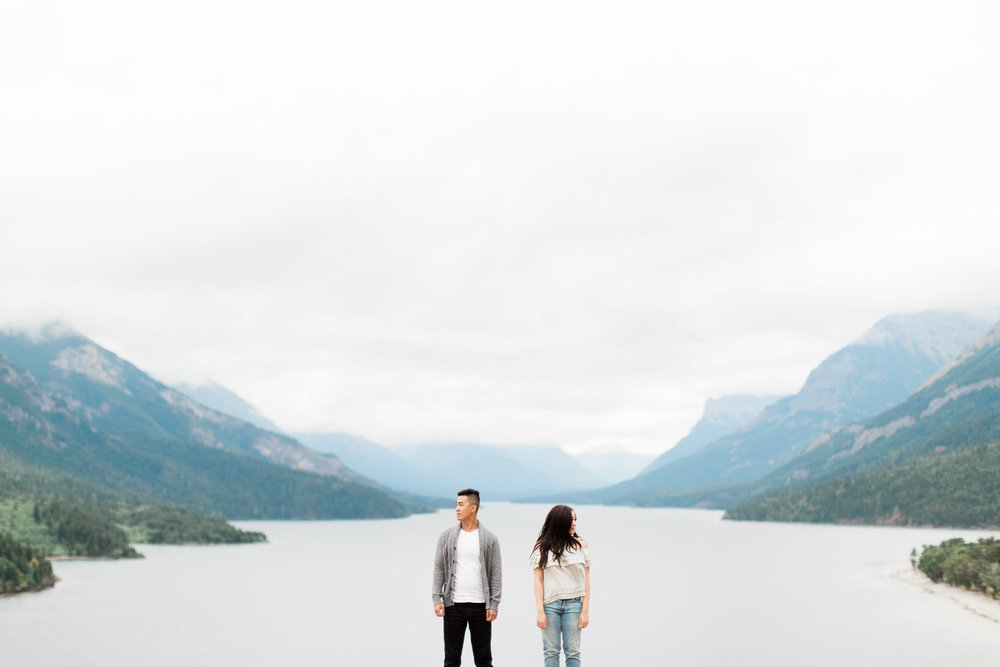 Waterton Alberta Engagement Calgary Wedding Photographer_0037.jpg