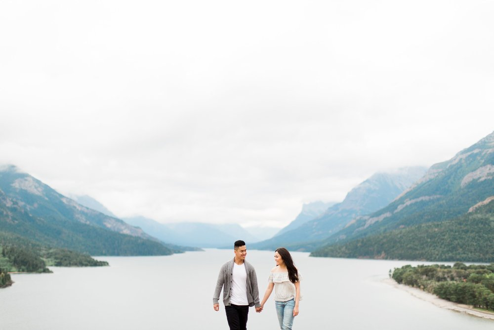 Waterton Alberta Engagement Calgary Wedding Photographer_0039.jpg
