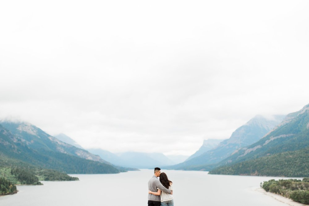Waterton Alberta Engagement Calgary Wedding Photographer_0041.jpg
