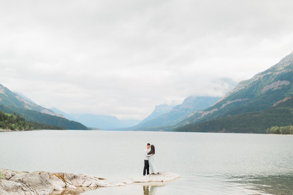 Waterton Alberta Engagement Calgary Wedding Photographer_0061.jpg