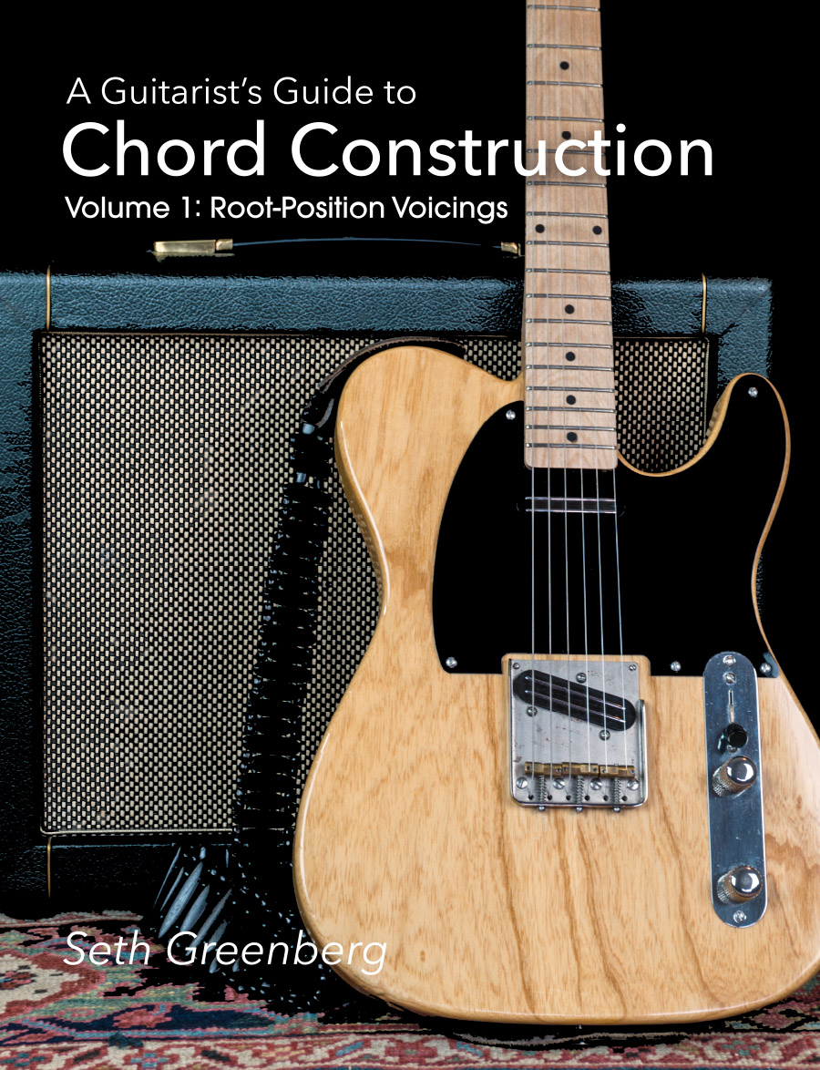 Guitar Chord Construction Book - Roots