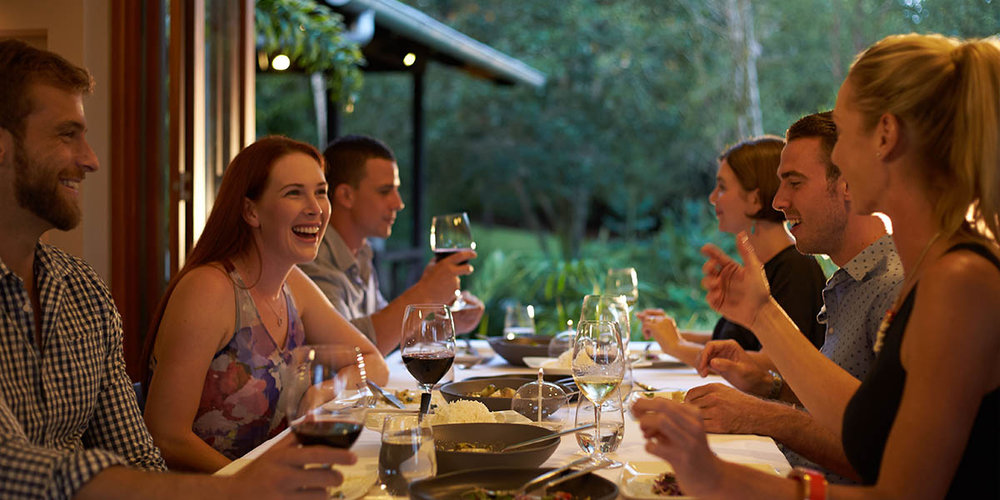 Dinner for 2 at Spicers Tamarind Retreat