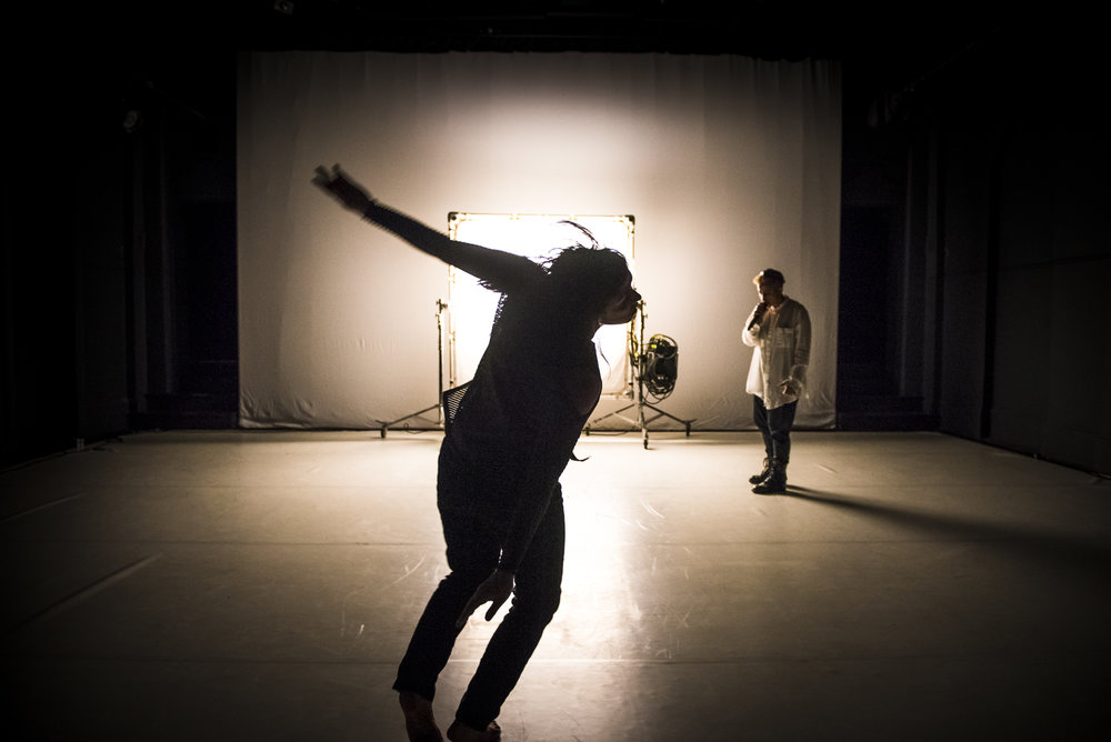 Performed with dancer Rhiannon Newton and performer, political poet and artist Candy Royalle.  Keir Choreographic Award 2016 at Dancehouse, Melbourne VIC.  Vimeo link   Candy Royalle   Images: G.Lorenzutti for KCA/Dancehouse 2016.