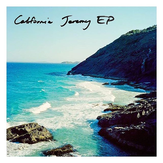 Super proud of Jez today with the release of his latest EP under the name @californiajeremy. The EP is a special piece of art. It's incredibly beautiful and emotive, and highlights Jez's voice and ability to bring you into a song and a story, and have you feel every part of what he's feeling...and @bobbieleestamper has done an amazing job on guitar, giving the songs the colours they deserve. Have a listen on Spotify, or whatever you listen on...and enjoy ❤️