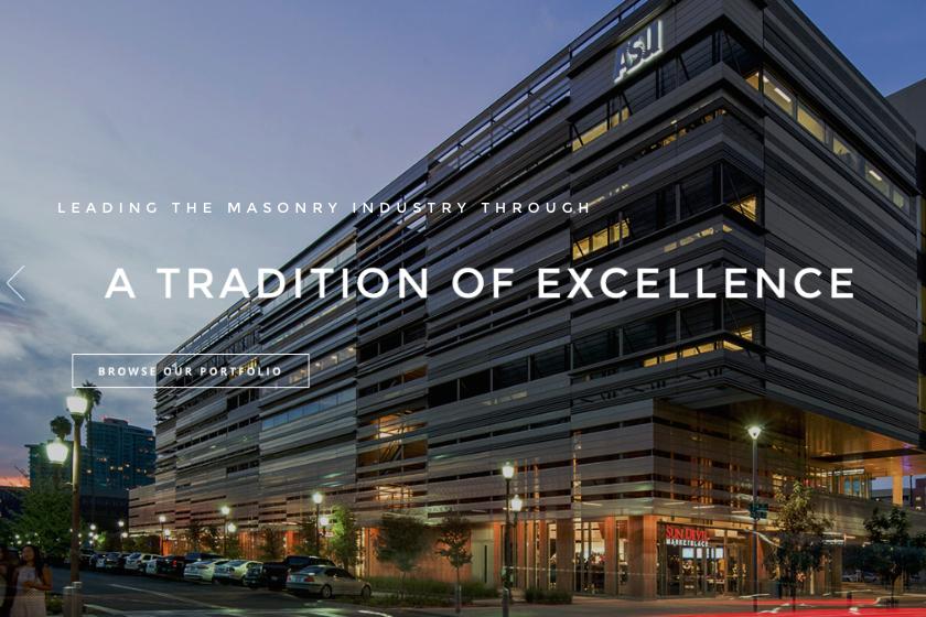 Sutter Masonry Website, Content Strategy