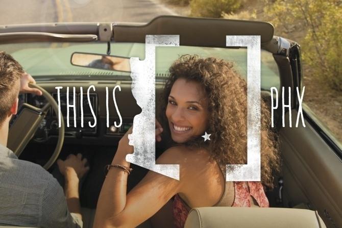 Visit Phoenix Video, Print, Telly, ADDY