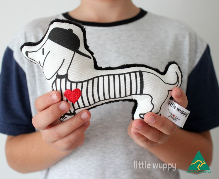 Striped Wuppy from Little Wuppy®