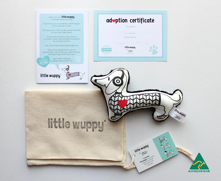 Little Wuppy® Basic Pack - Chevron