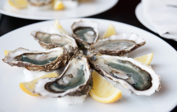 health benefit oysters