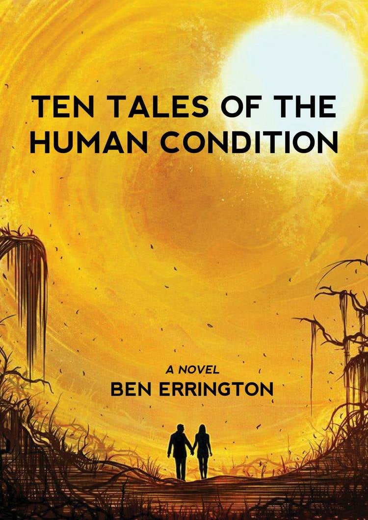 Ten Tales Of The Human Condition Cover