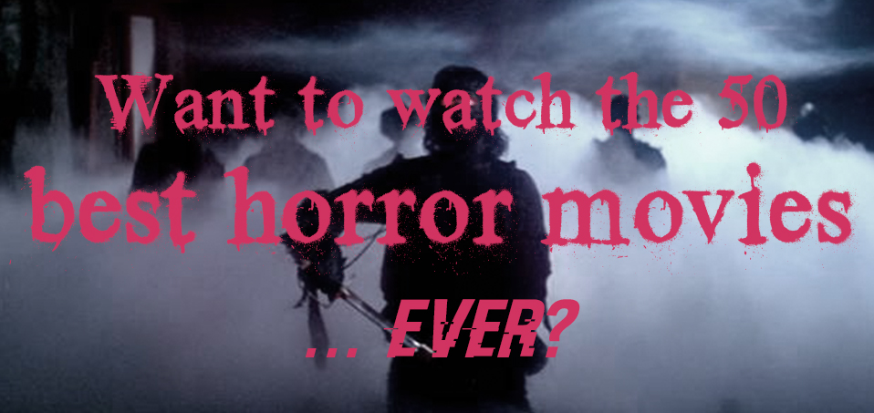 types of horror movies