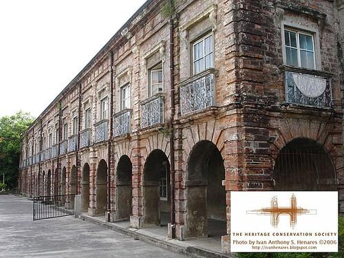 Holy Rosary Minor Seminary in Naga City Source: heritage.org.ph
