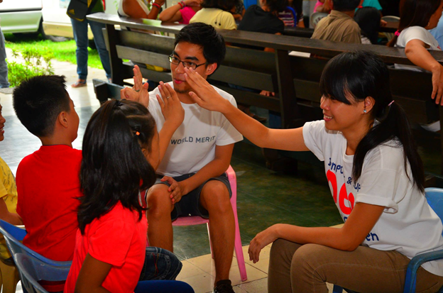 SEADC CONDUCTS BACK TO SCHOOL FOR DEAF KIDS AND DEAF AWARENESS FOR THE HEARING PROGRAMS SOURCE: SEADC FACEBOOK PAGE