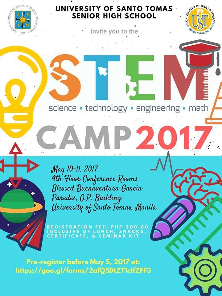 STEM Camp UST