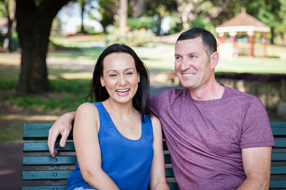 Perth Couples Portraits