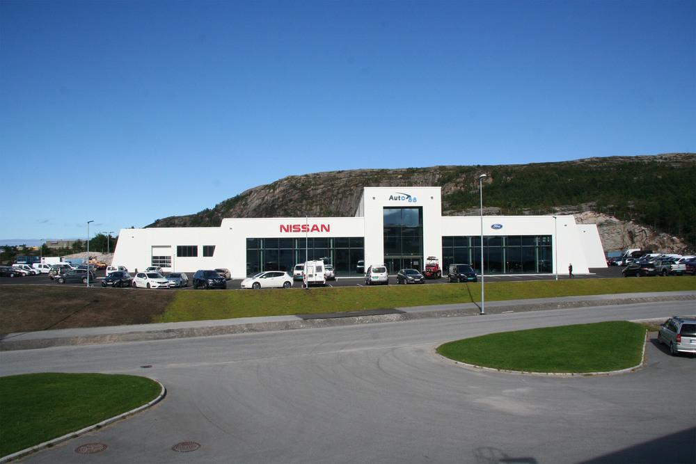 Auto 8-8, Kristiansund