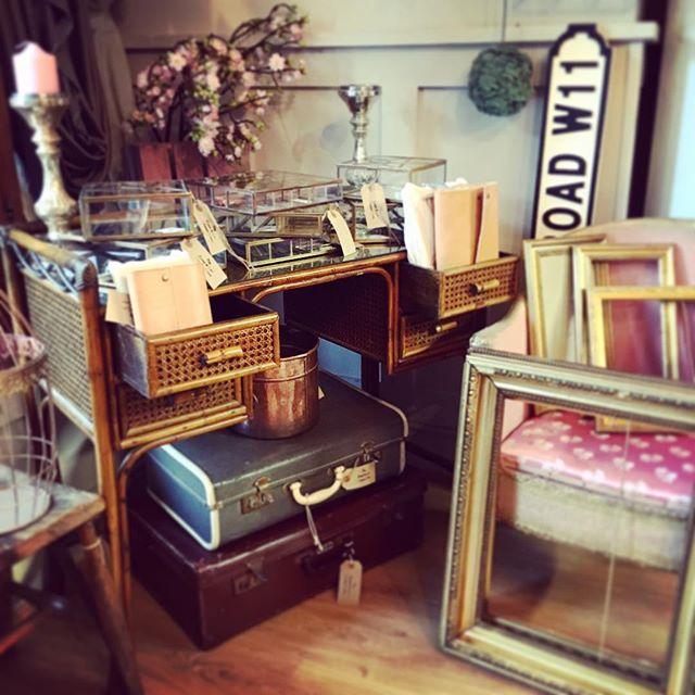 New stock has landed. Mid century bamboo dressing table. #interiordesign #interiors #interiorstyling #midcentury #retro #vintage #antique #fabric #sofa #designer #design #prestwich #manchester #friday #love #weekend #shopping #local