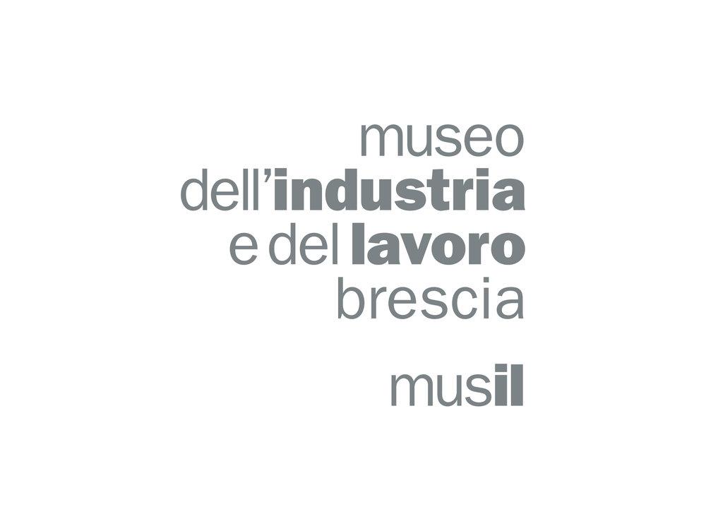 declinazione Logotipo Museo di Brescia.