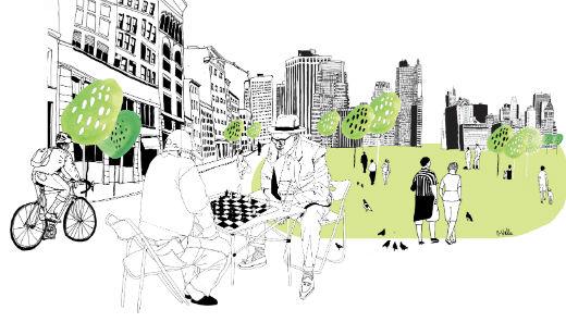 Illustrasjon: Oda Valle (lånt fra nettsiden til Byer som Virker)