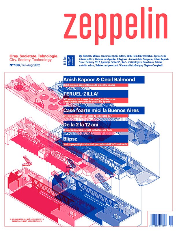 Cover in ZEPPELIN