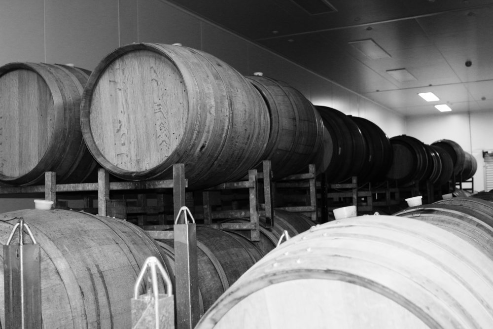 We are based the Vincubator, Melbourne's original urban winery.