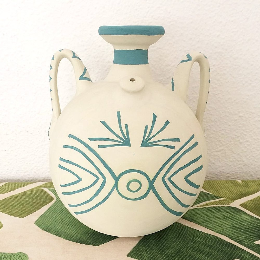 Splash Flagon - Light Blue