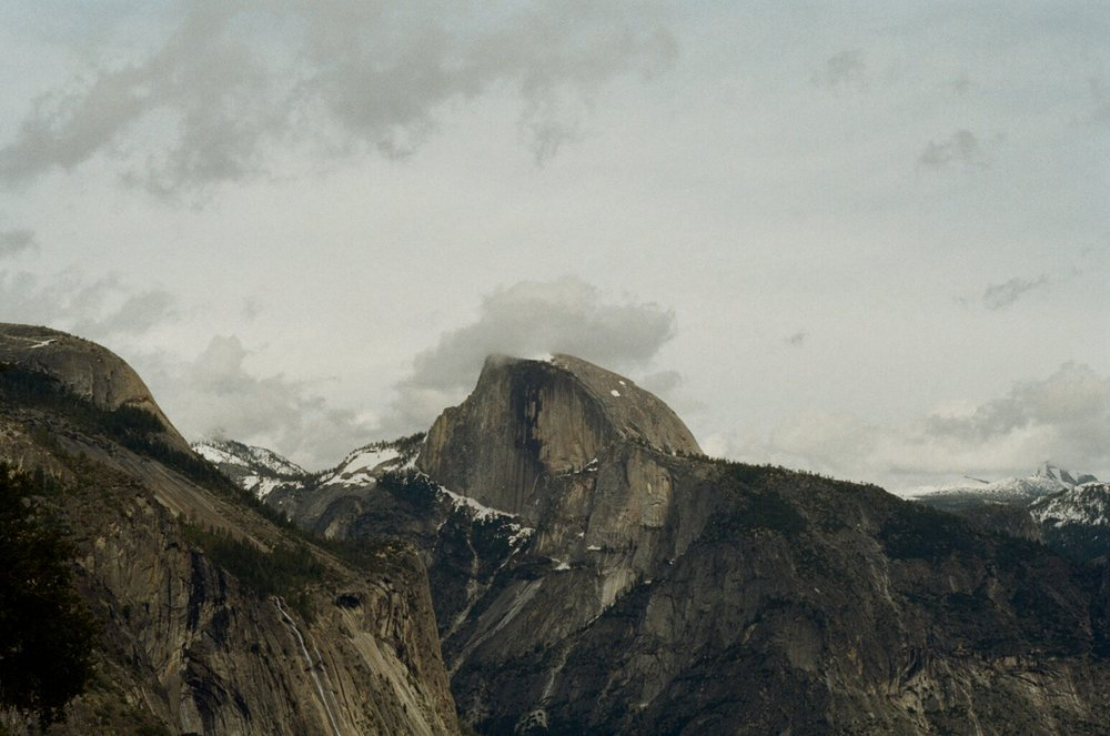 Yosemite National Park - 35mm Fuji