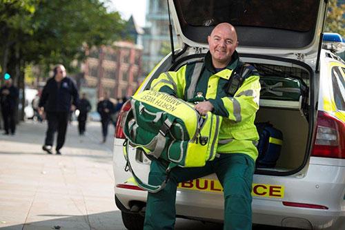 Senior Paramedic Home – Paramedic Job Description