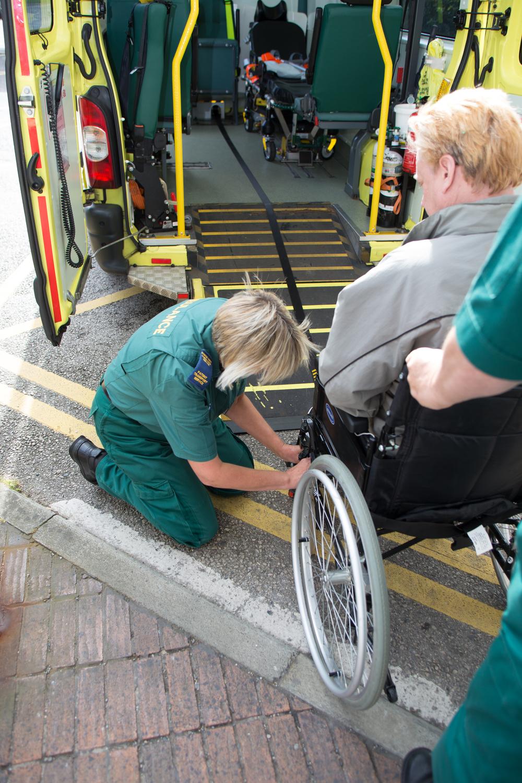 Urgent Care Service Assistant