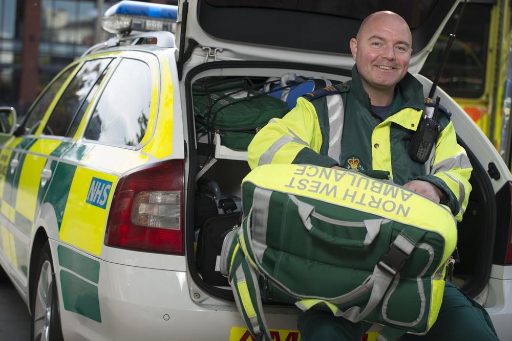 Senior Paramedic