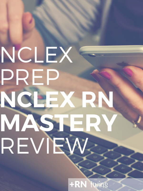 Preparing for #NCLEX? You need the NCLEX RN Mastery App!! Check out our review of this amazing app that guarantees your success on NCLEX!