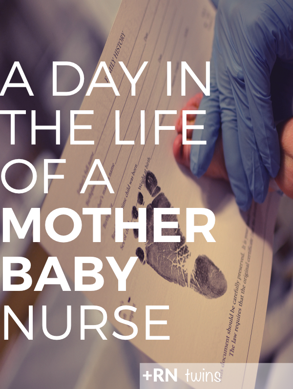 Interested in being a Mother/Baby nurse? Working with mothers and babies can be a rewarding experience that entails a lot of patience and teaching in order to care for some of the smallest patients and their families! Click through to read what a typical shift on the Mother/Baby unit is like!