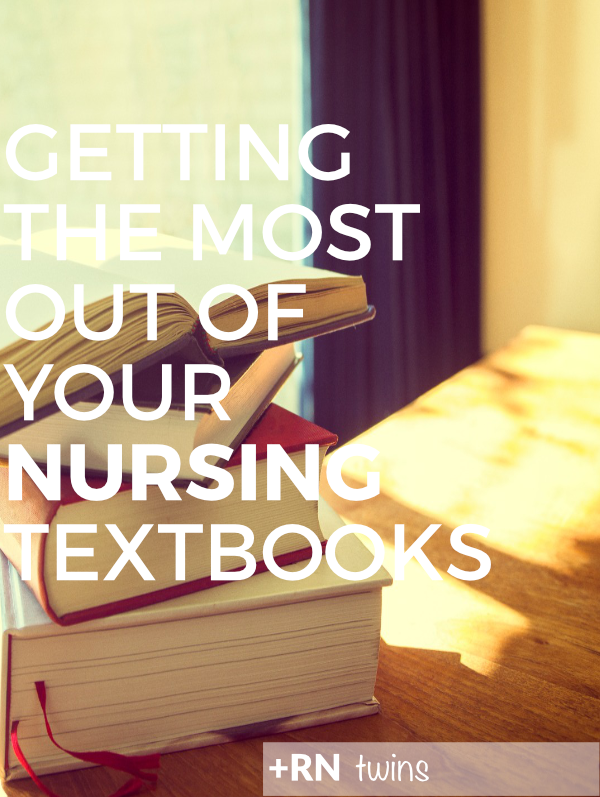 Reading your nursing textbooks word for word, line by line isn't just unnecessary, it's a HUGE time waster! In order to use your textbook effectively to complement your studies, you should be skimming instead! Click through to learn how to skim so you don't miss any important points AND breeze through the chapters in half the time!
