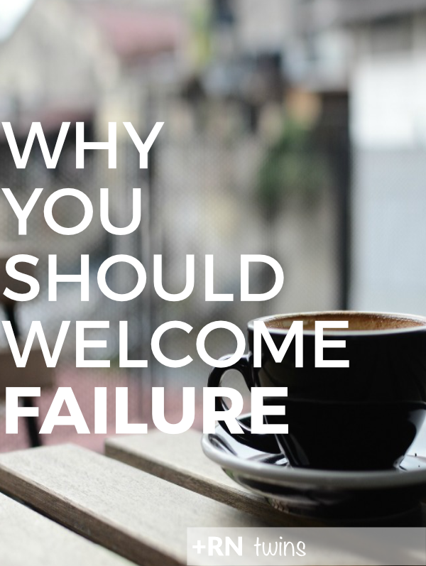 Failure is an inevitable part of life, yet when we experience it, we tend to hang our heads in shame and disappointment.  But since we cannot escape failure and mistakes, we need to embrace these experiences.  Failures do not reflect who we are, but rather present opportunities for growth.  Click through to discover how you should approach failure as a nurse.