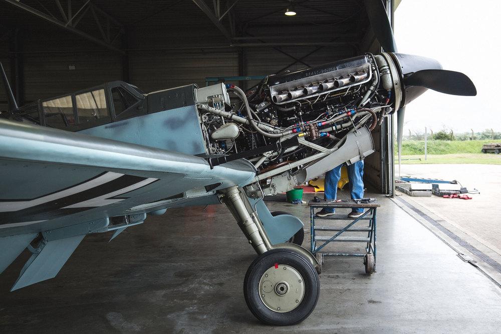 109-buchon-in-hanger
