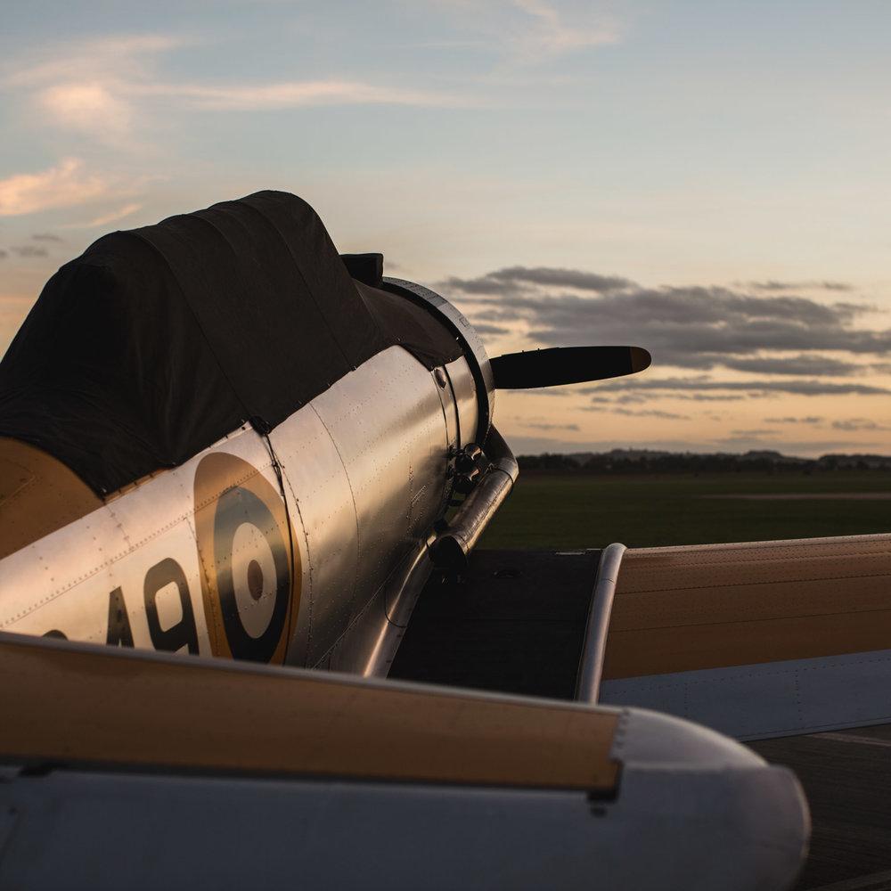 North American NA-64 Yale -