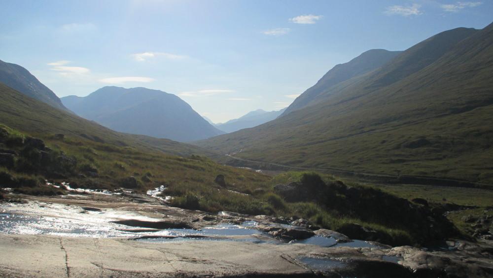 Glen Etive , North Western Highlands, Scotland
