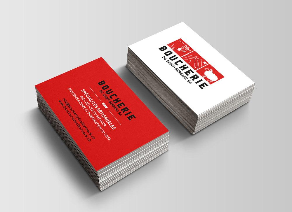 Modifications Et Realisation De Nouvelles Cartes Visite Avec Logo Existant