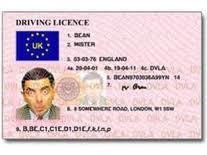 UK Driver's License