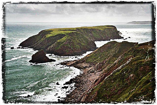 Welsh CoastSource:  Earthwatcher via Flickr