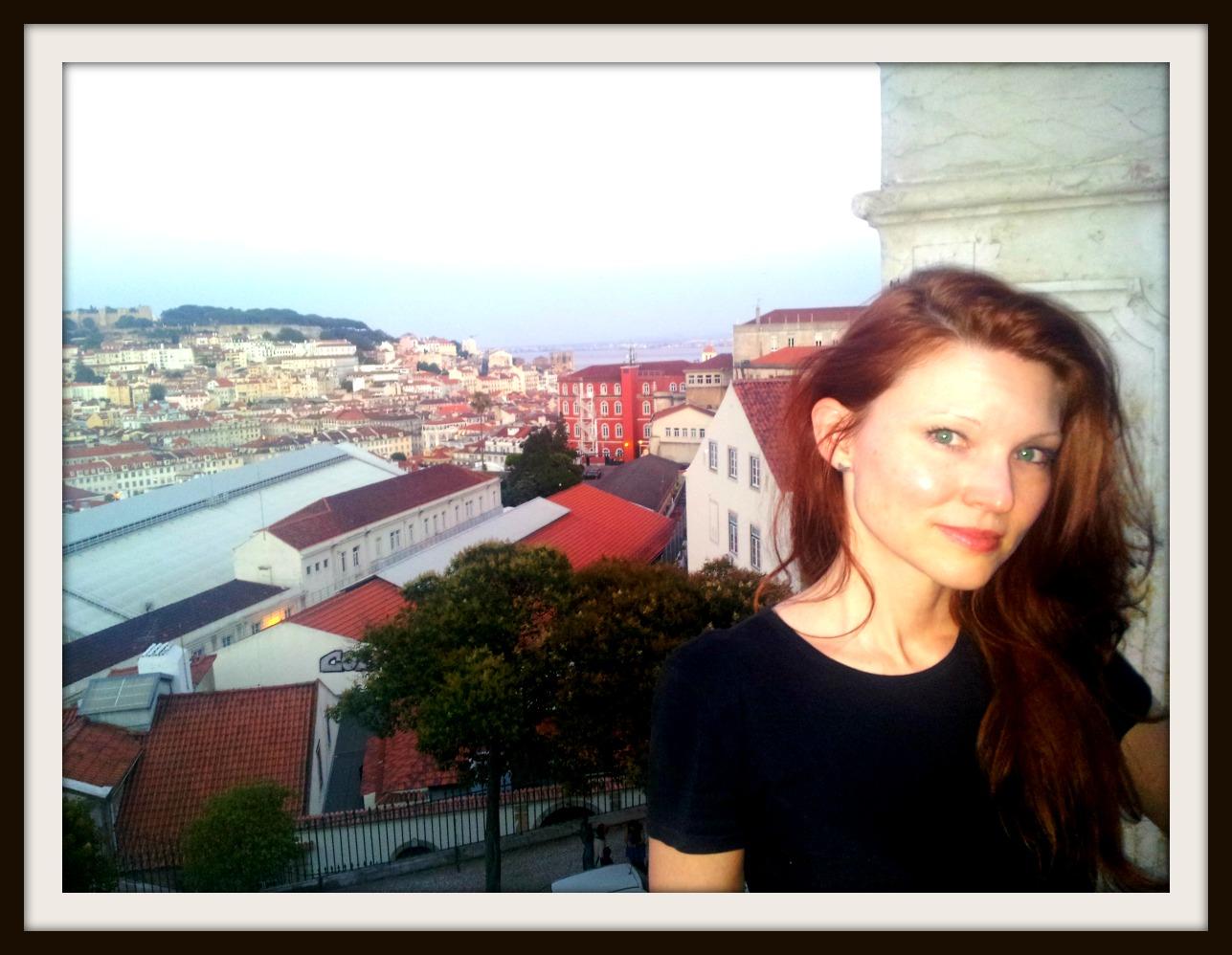 Portugal at dusk