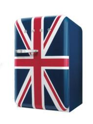 small Brit fridge